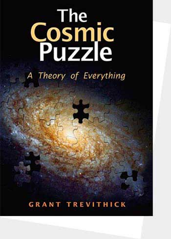 The Cosmic Puzzle book cover